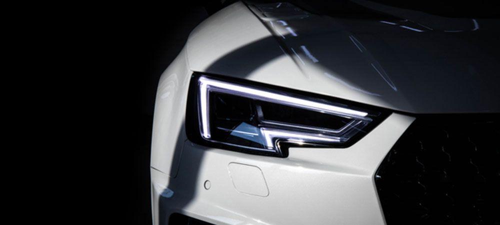 Headlight Tinting