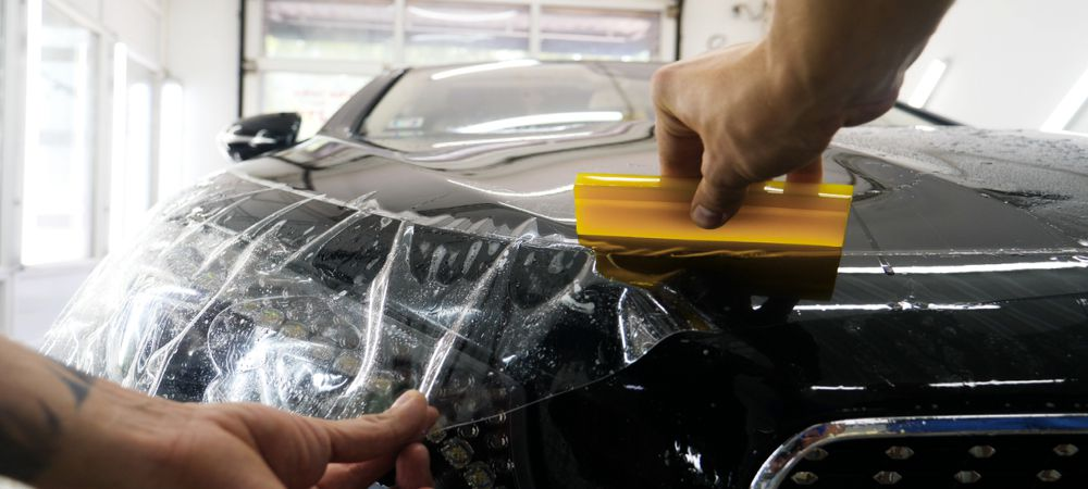 plastic protection film