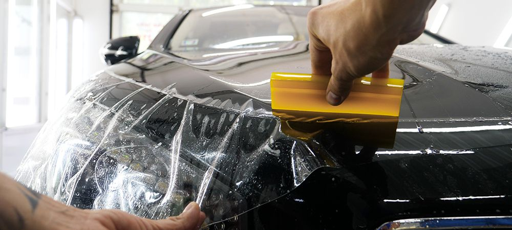 how paint protection film works
